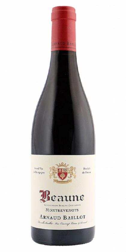 "Beaune ""Montrevenots"" Vinho Tinto Pinot Noir Borgonha 2018"