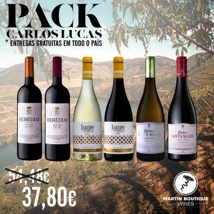 Pack Carlos Lucas