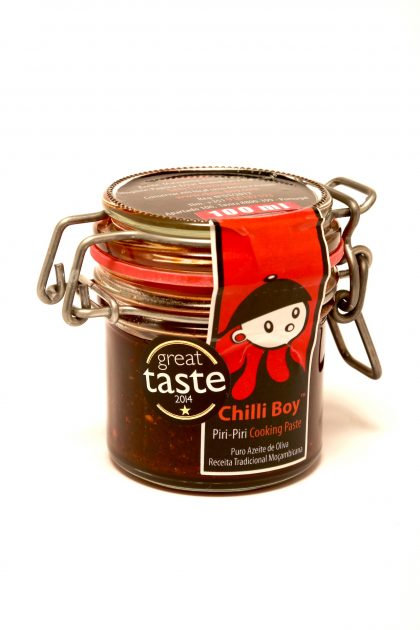 Chilli Boy Cooking Paste